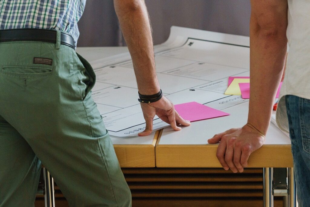 idea, brainstorming, teamwork